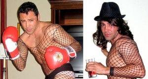 Oscar De La Hoya Drag Queen Pics
