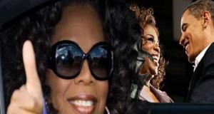 Oprah Has Obamas Back