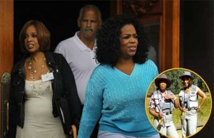 Oprah & Gayle Exposed