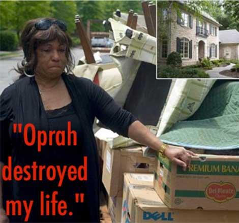 Oprah Winfrey S Stepmom Is Homeless