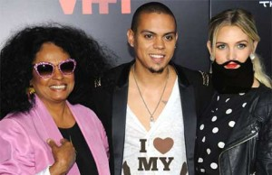 Evan Ross Beard - Ashlee Simpson
