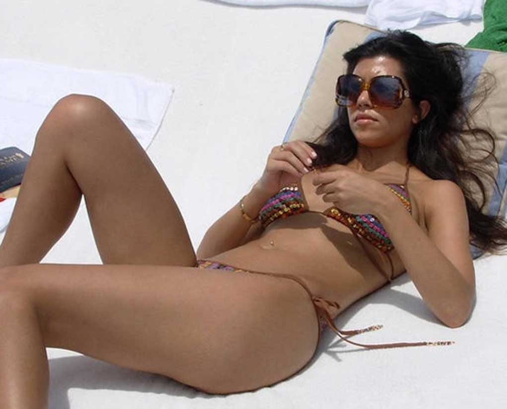 Kourtney Kardashian Freaking Out Over Leaked Graphic Sex