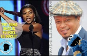 Terrence Howard Arrested_ He Sucker Punch'd Taraji P. Henson On The Set!!!