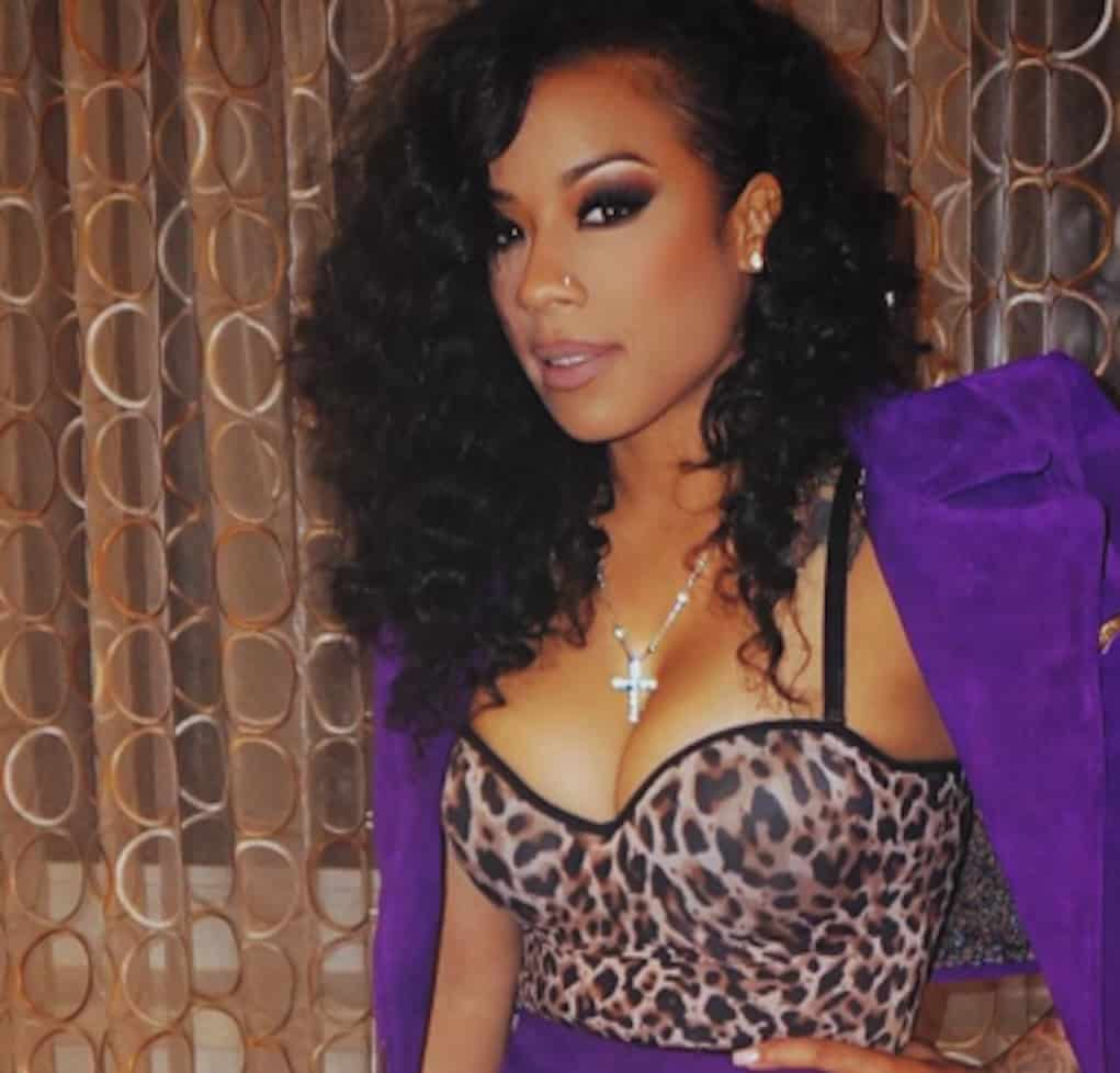 Keyshia Cole Trashes Condo After Getting Evicted