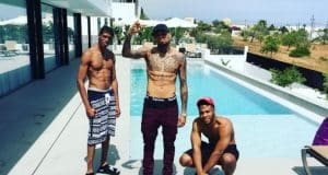 Superb ... Chris Brown Wet The Bed In Ibiza Hsk News Breezy Download ...