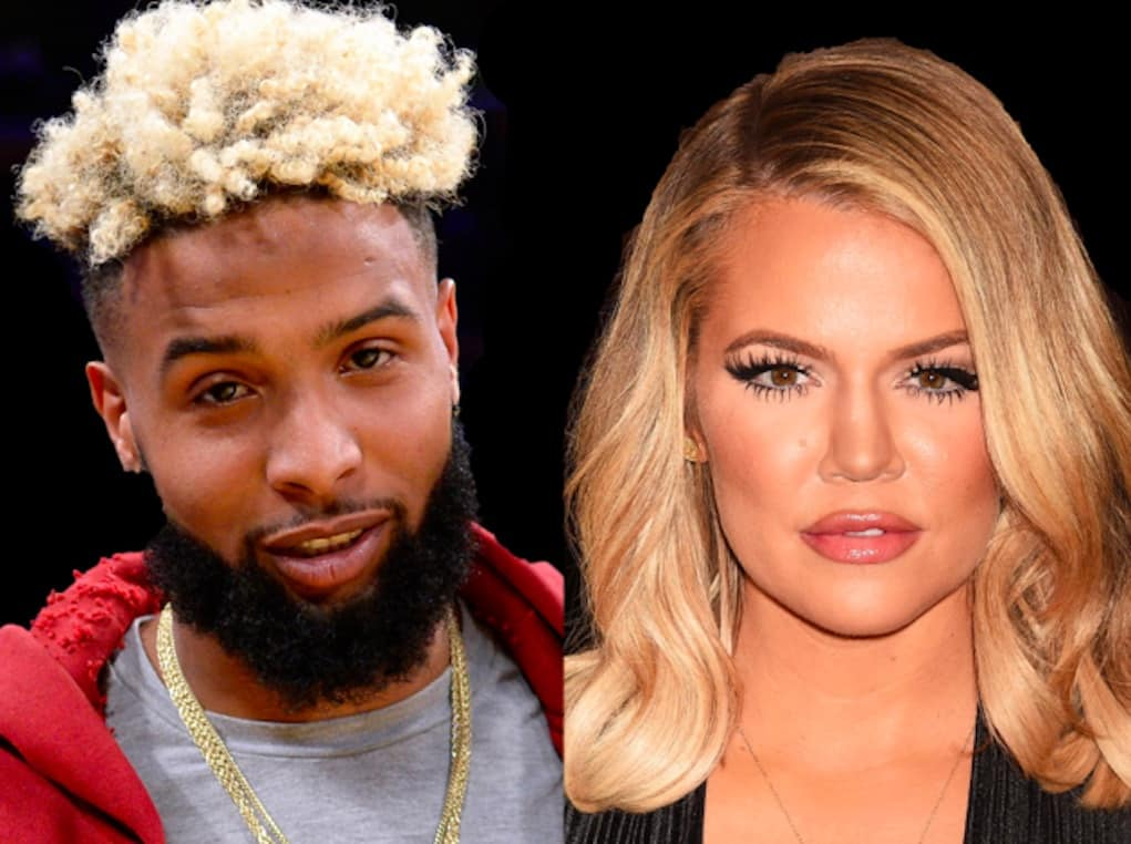 Odell Beckham & Khloe Leaked Photos Messed Up His