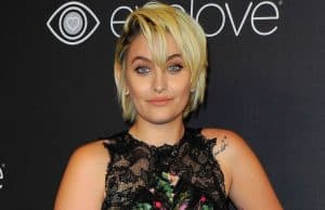paris jackson black
