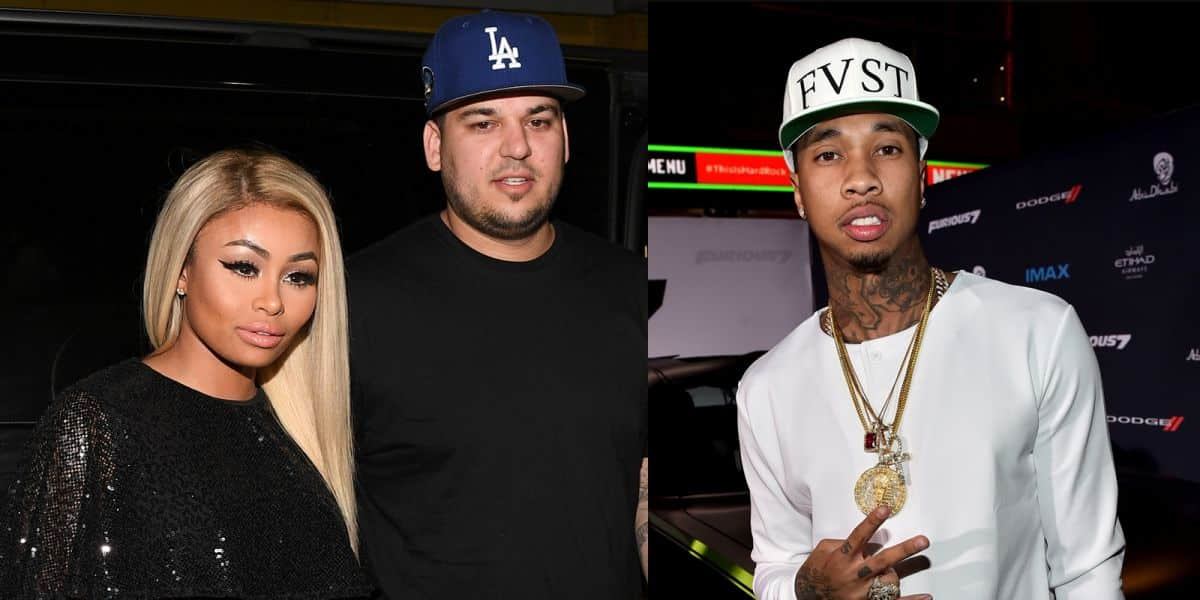 Here's What Rob Kardashian and Blac Chyna Named Their BabyGirl photo
