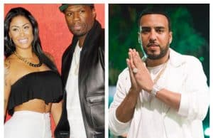 french montana tatted holly 50 cent pregnant