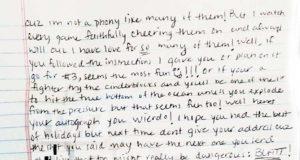 Aaron Hernandez Jailhouse Lover Suicide Note