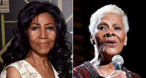 aretha frankling dionne warwick whitney houston godmother