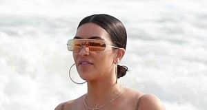 kim kardashian unretouched lumpy butt