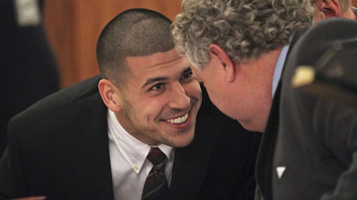 aaron hernandez murder conviction thrown out