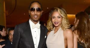 future ciara happy mothers day
