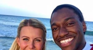 robert griffin engaged pregnant girlfriend