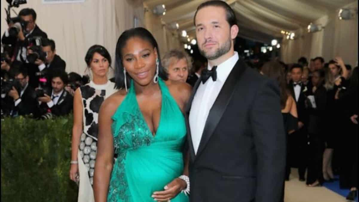 serena williams fiance marrying type