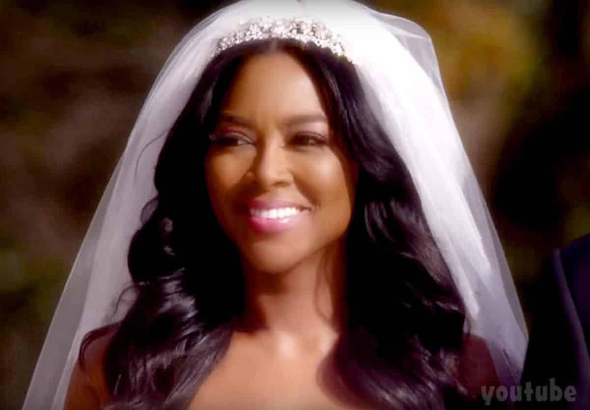 kenya moore married