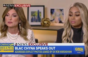 blac chyna good morning america interview