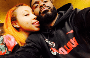 zonnique damian swann cheating
