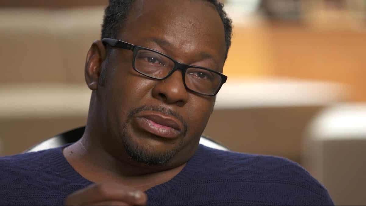 bobby brown quits dancing with the stars