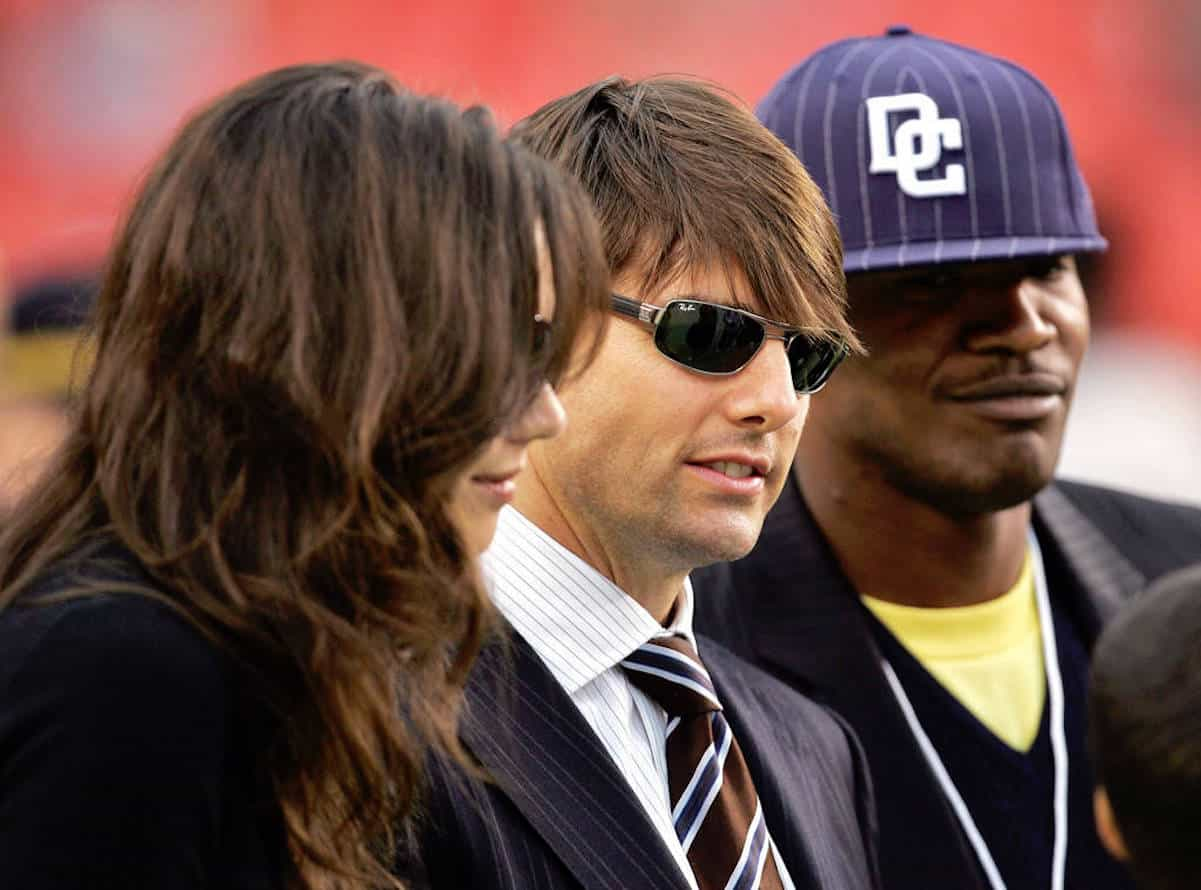 jamie foxx tom cruise