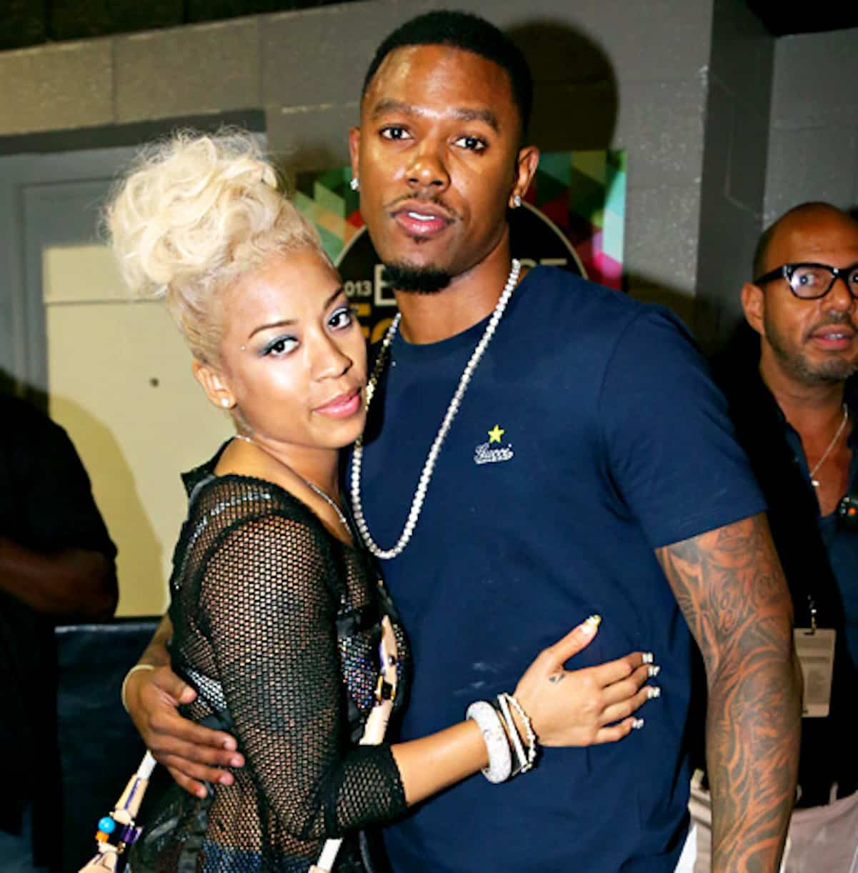 keyshia cole daniel booby gibson file divorce