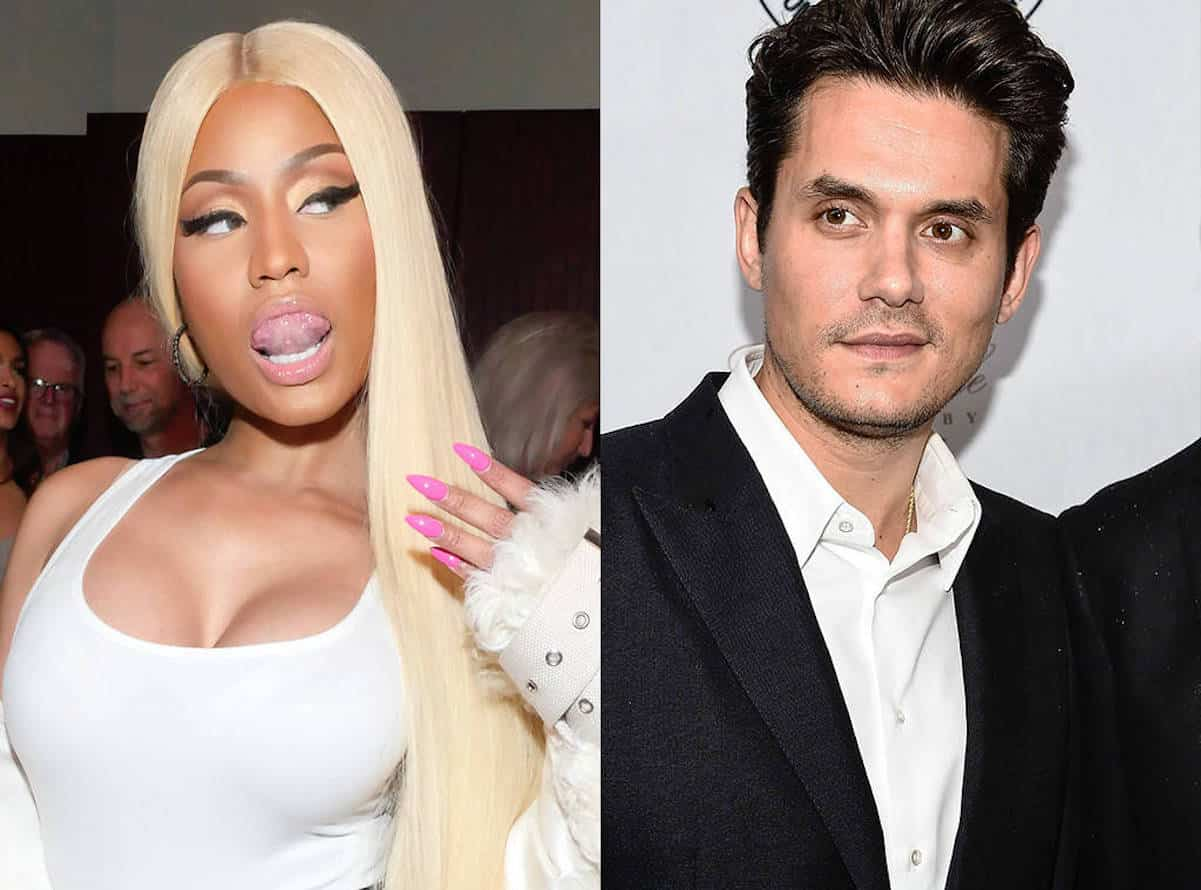 nicki minaj john mayer