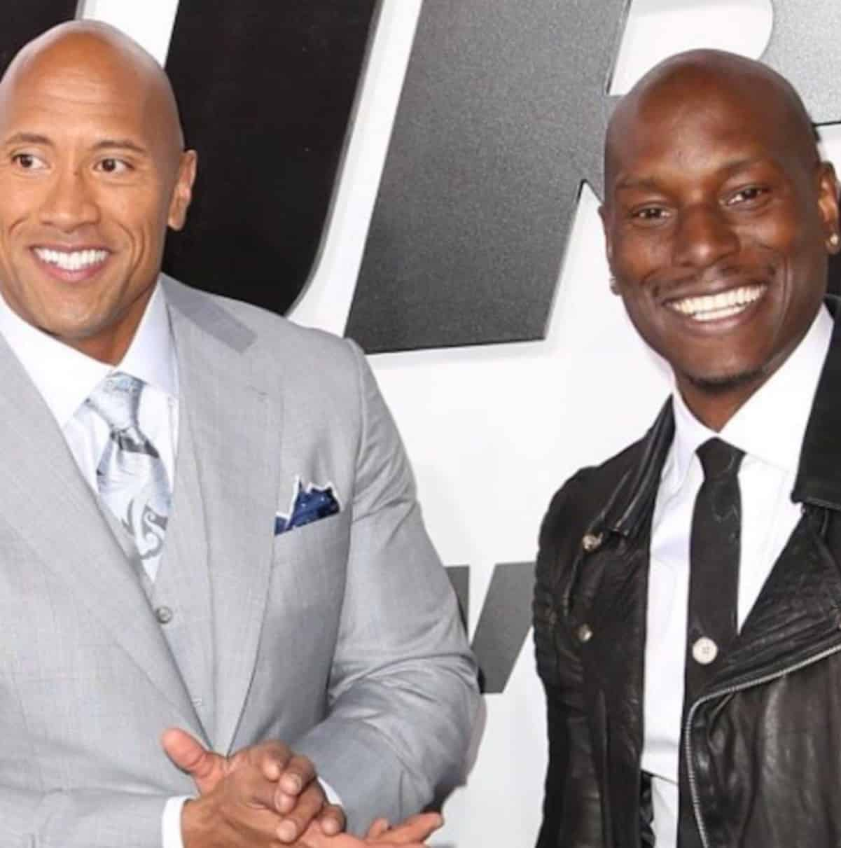tyrese the rock call fast furious 9