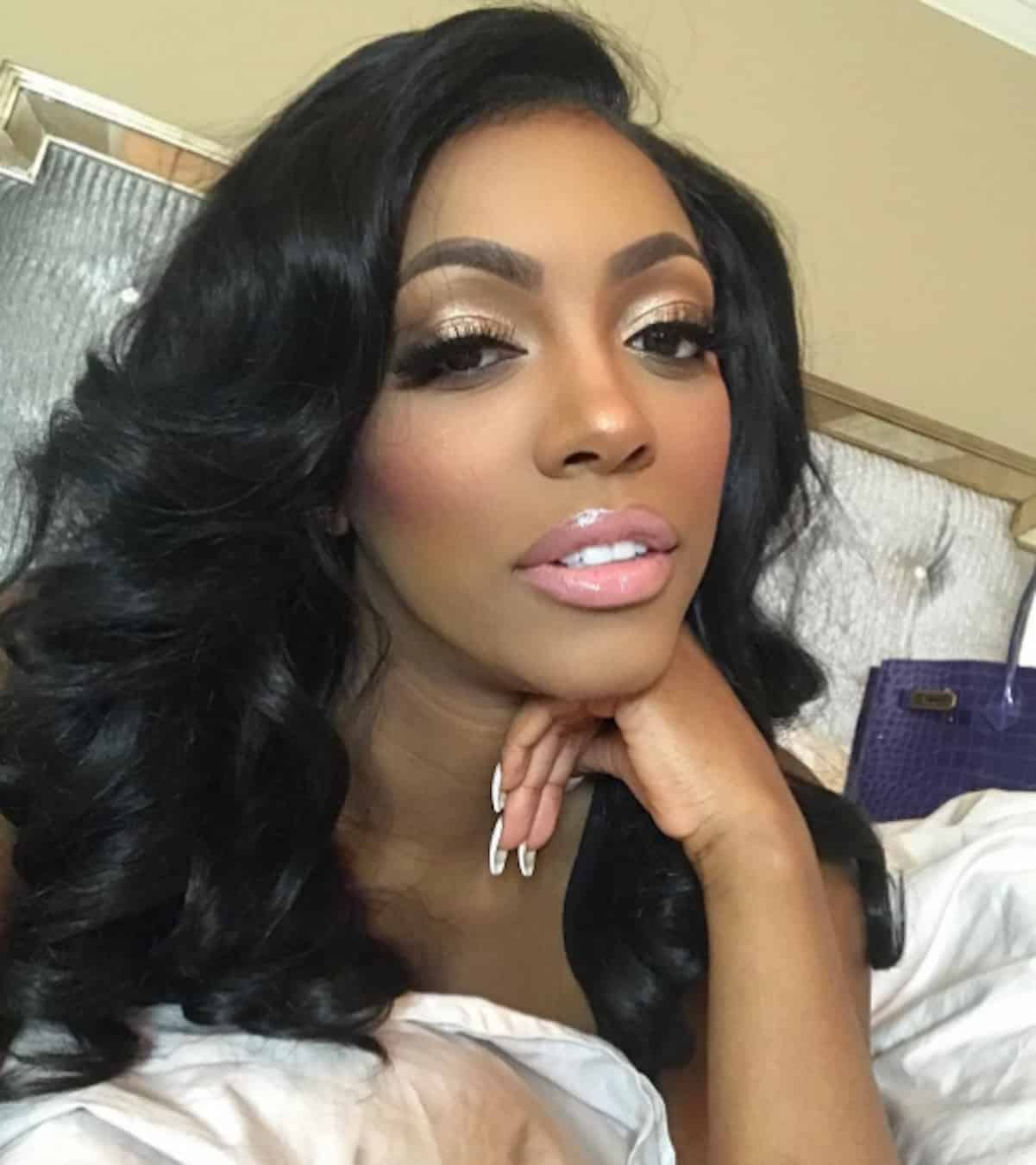 porsha williams margo fight