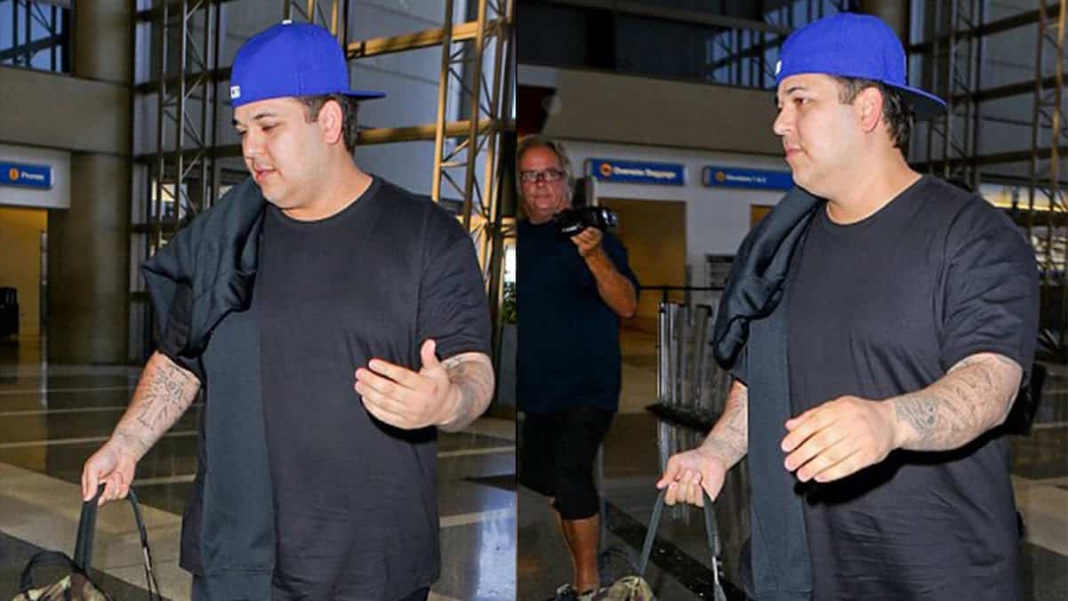 rob kardashian weight loss surgery