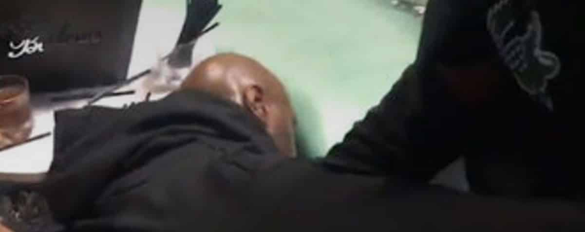 lamar odom passed out club