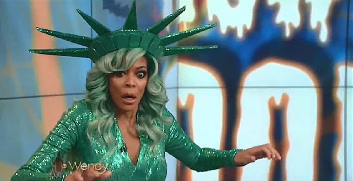 wendy williams passed out