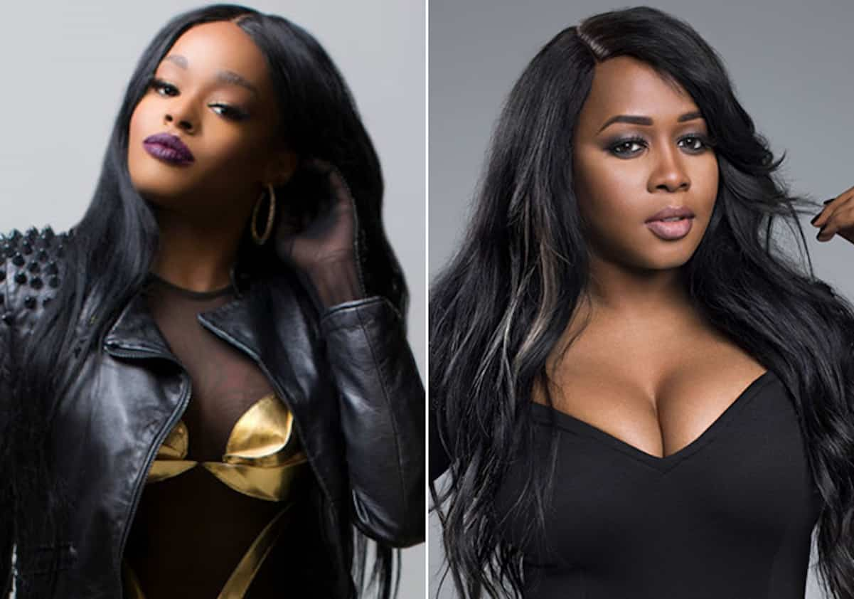 azealia banks sue remy ma
