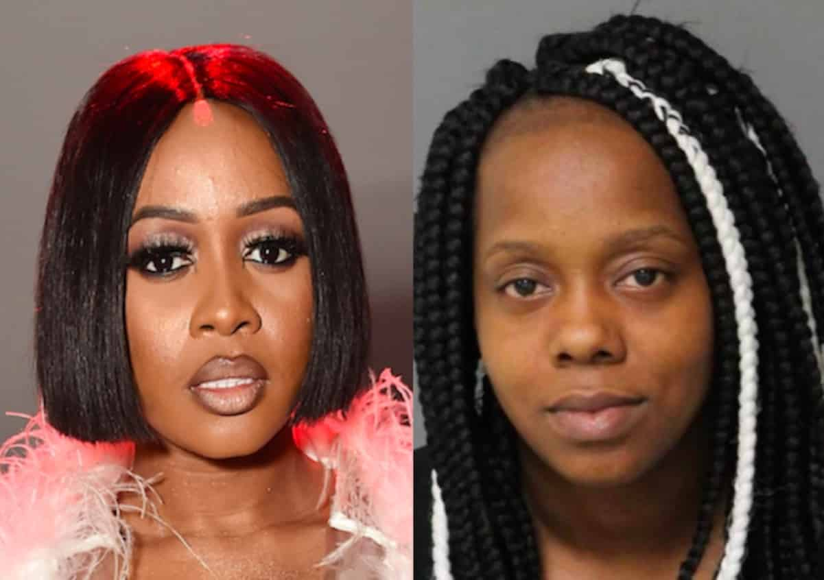 remy ma sister arrested gun charges