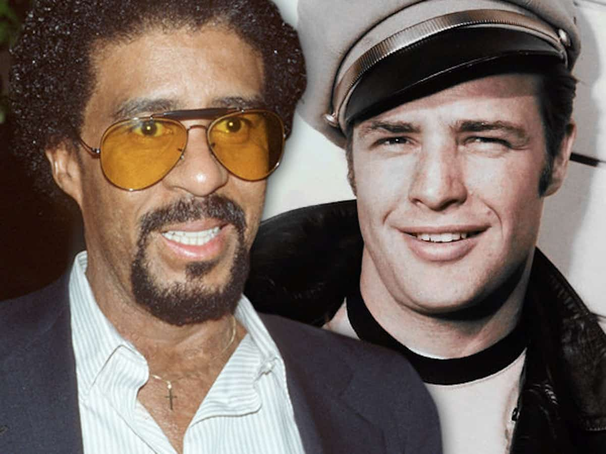 richard pryor sex marlon brando
