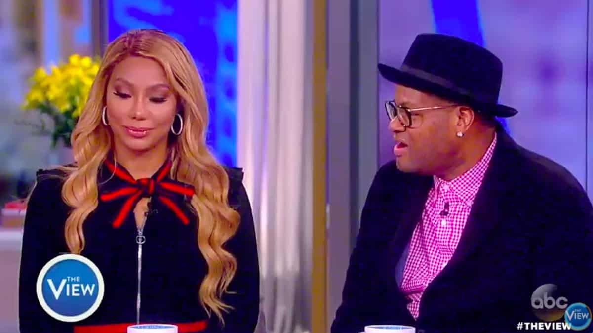 Tamar & Vince Clear Up Rumors About Their Marriage