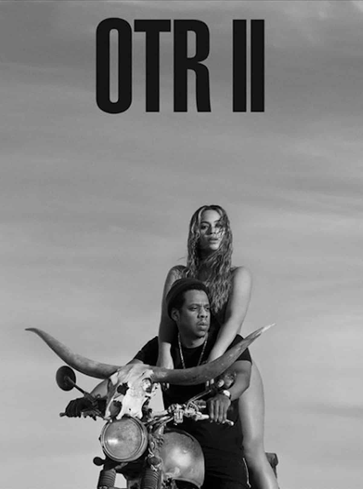 beyonce jay z on the run II tour