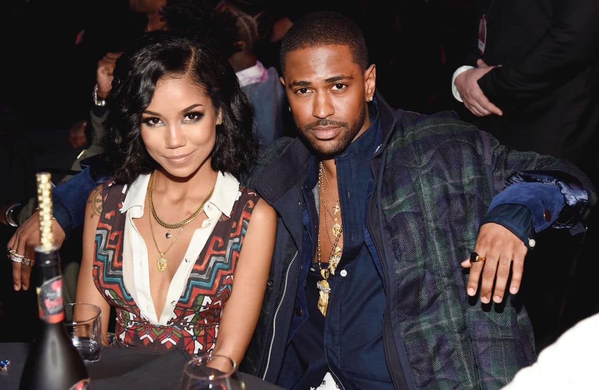 jhene aiko big sean cheating