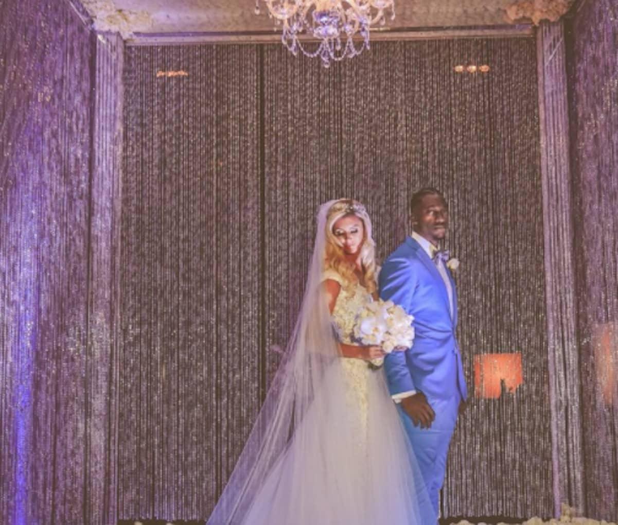 rgIII married