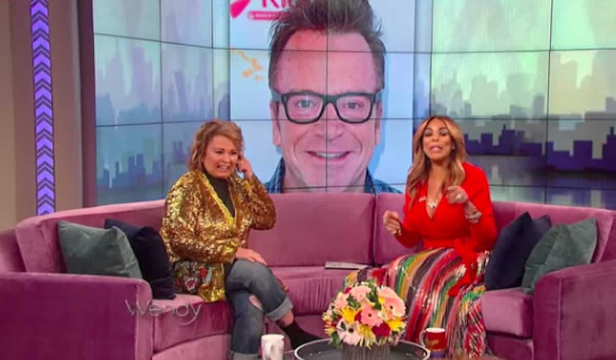 roseanne wendy williams tom arnold