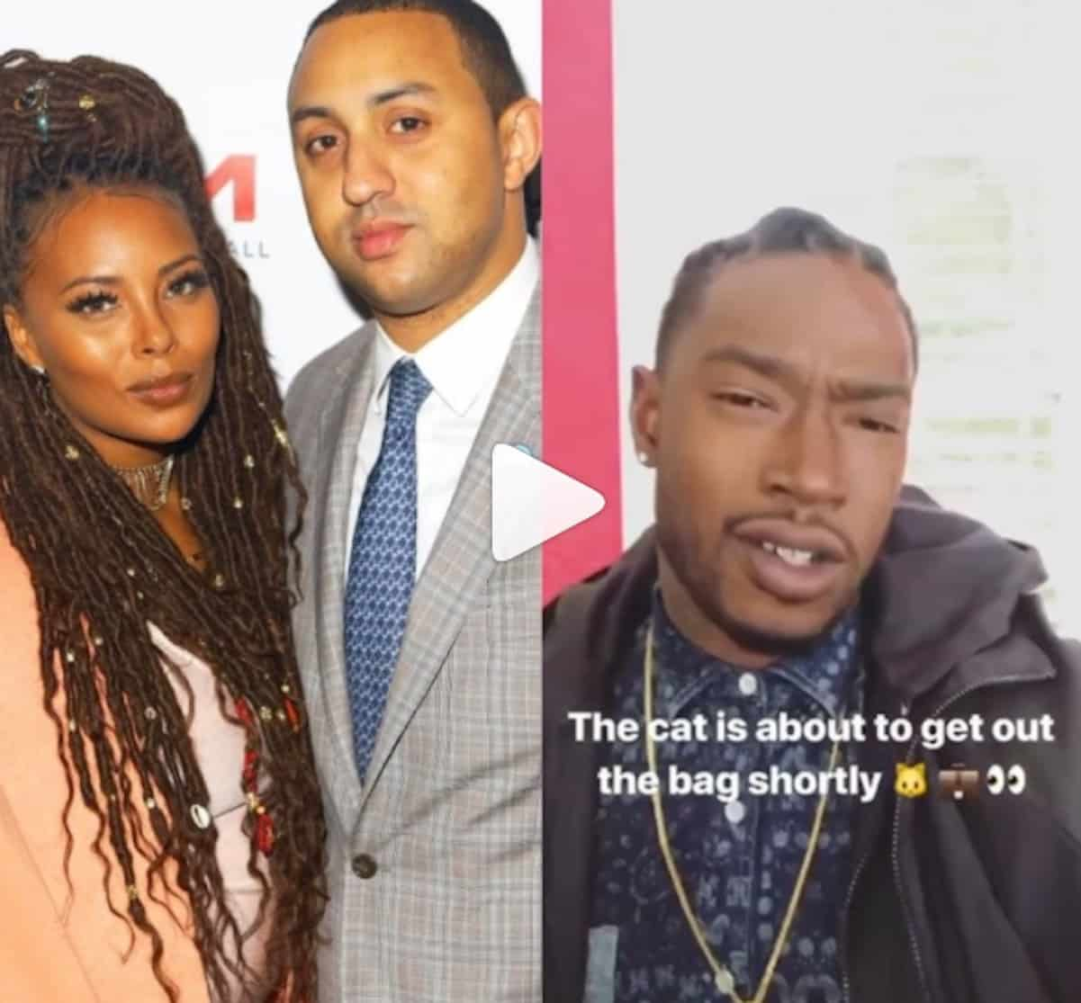 kevin mccall eva marcille baby