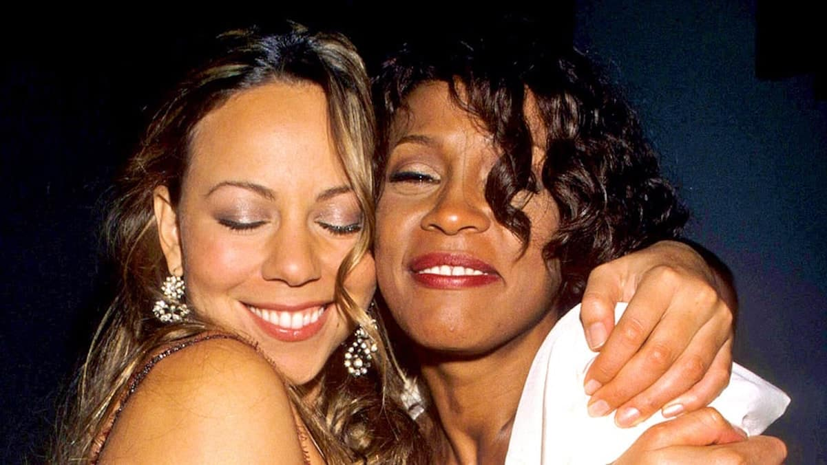 mariah carey delusions whitney houston michael jackson