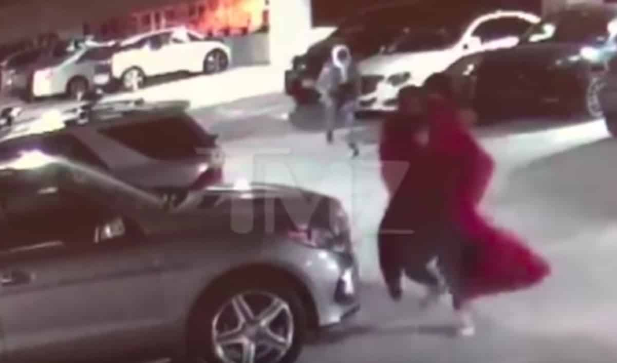 safaree robbery video