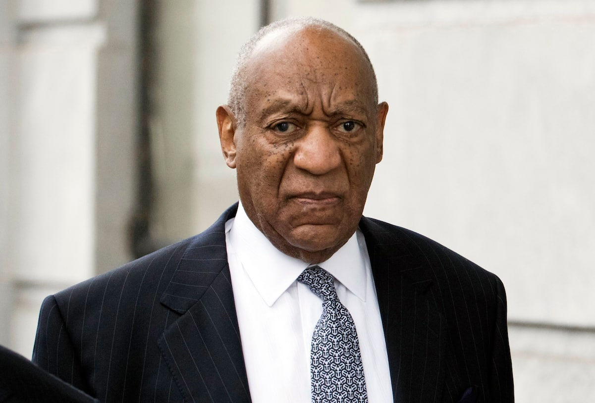 Bill Cosby kicked out oscars