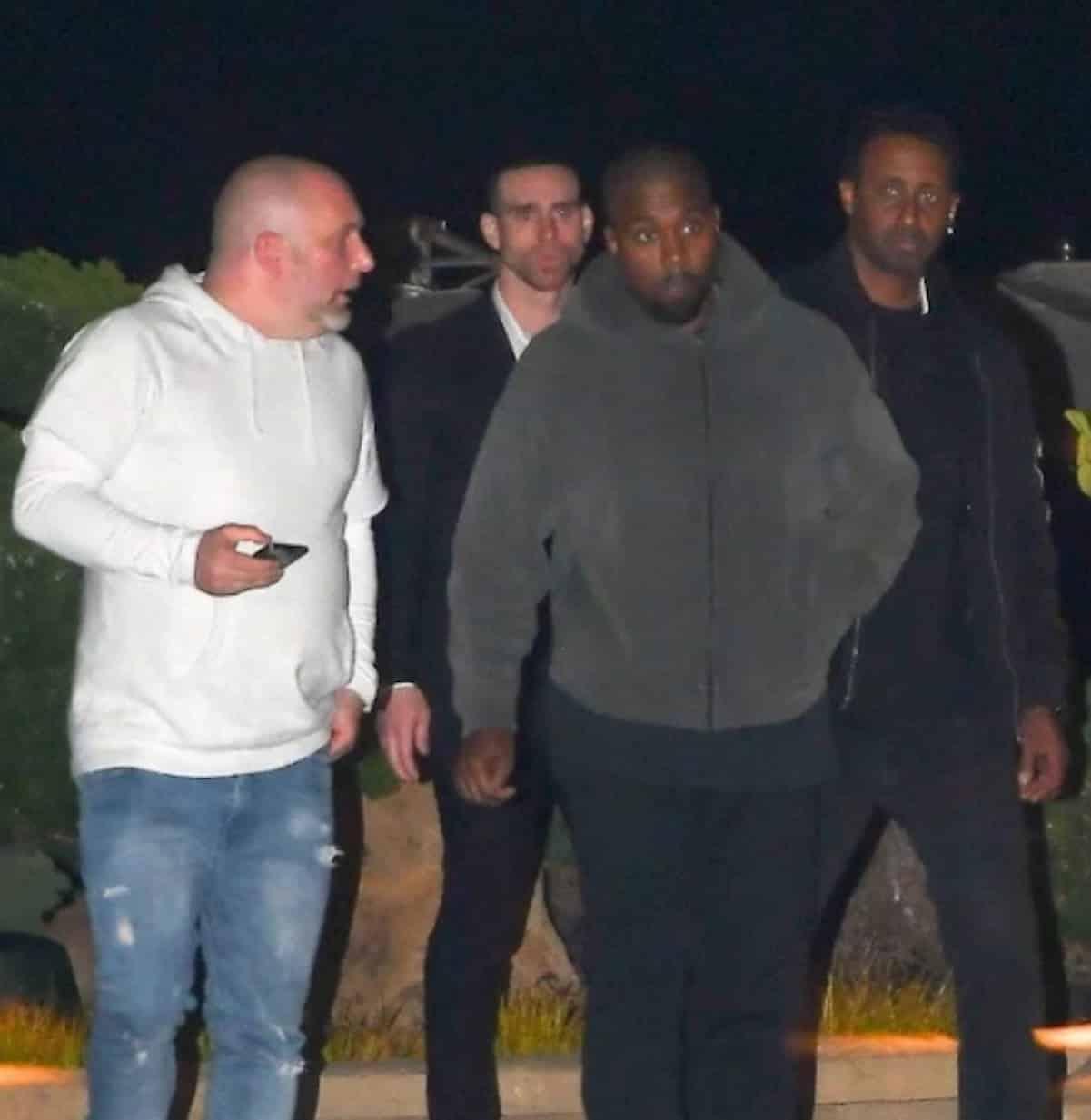 kanye bodyguards