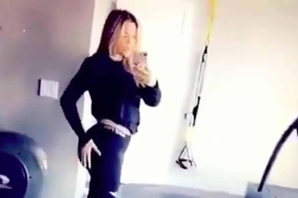 khloe kardashian post baby body