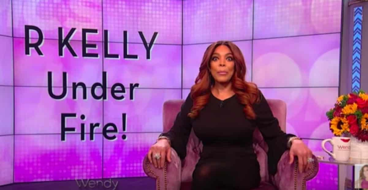 r kelly wendy williams crying
