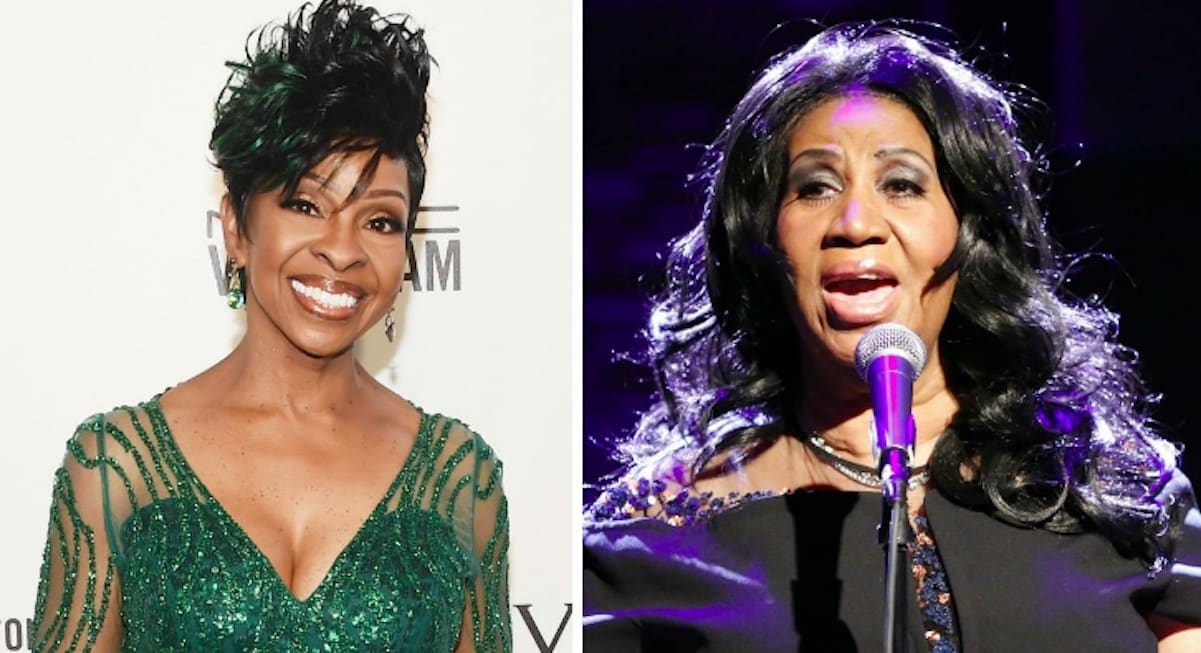 gladys knight aretha franklin cancer