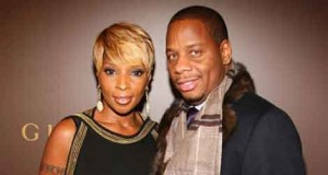 Mary J & Kendu Love on the Rocks