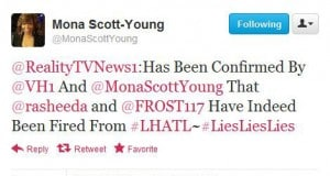 Mona Scott & VH1 Stand Behind Child Predator